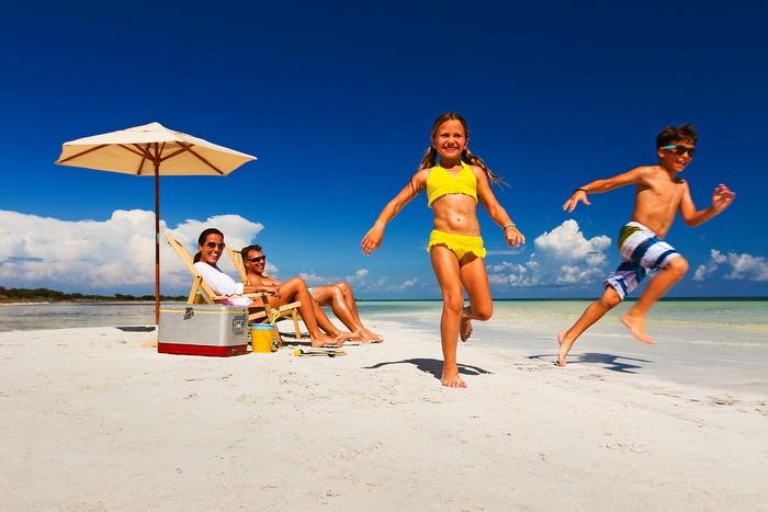 Отпуск на Кипре с детьми