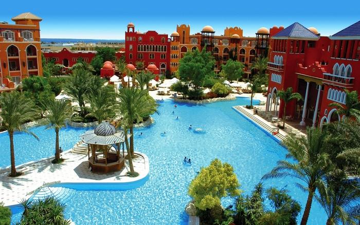 Самые популярные отели Египта