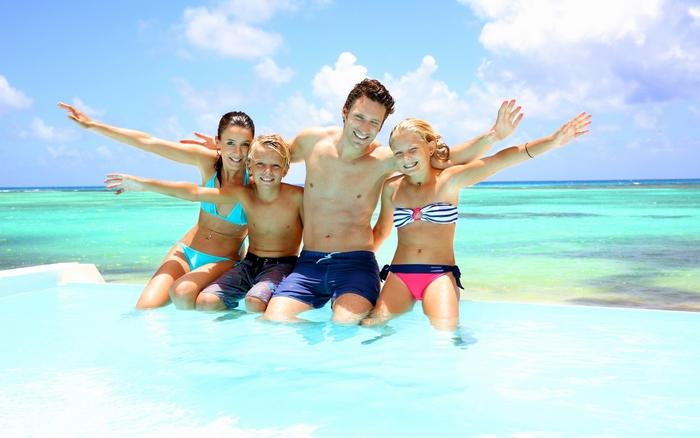 Пляжные курорты для семейного отдыха