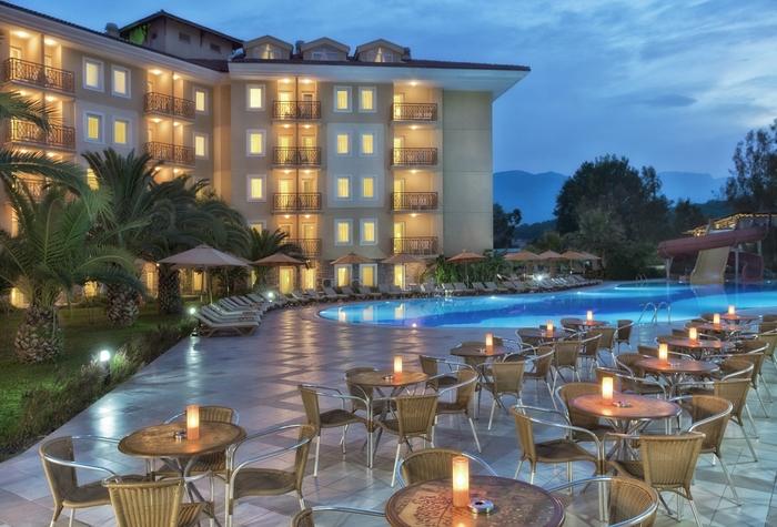 Отели Турции 3 звезды