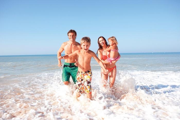 Пляжные курорты для отдыха с детьми