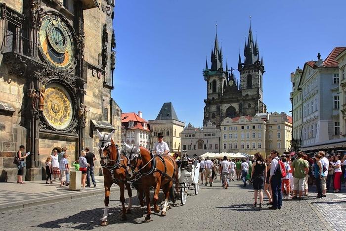 Советы для туристов в Чехии