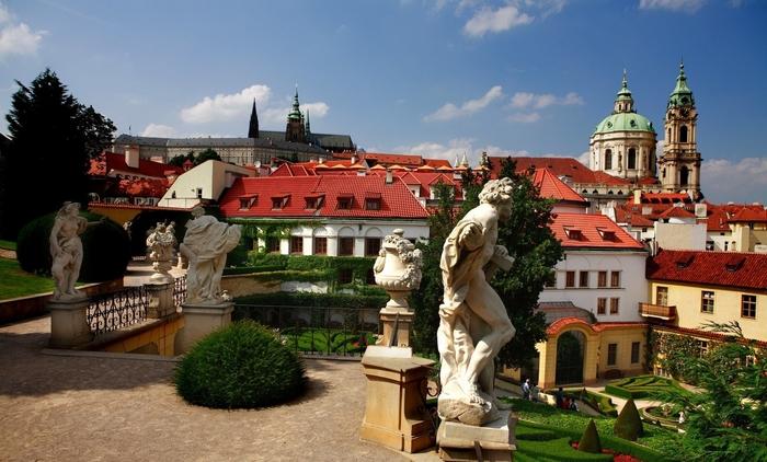 Экскурсии в Чехии
