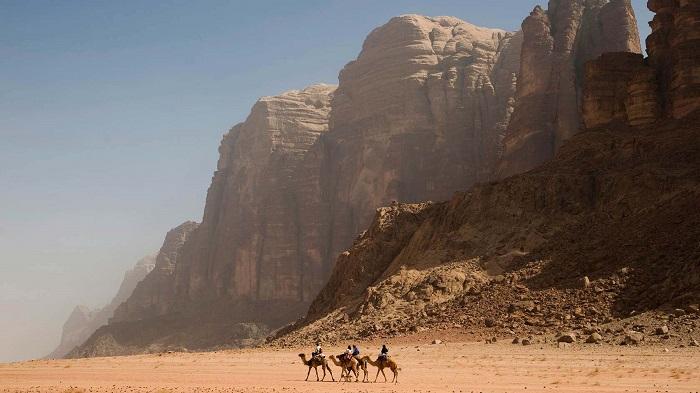 Климат Иордании