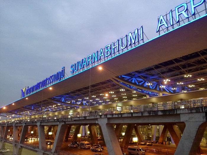 Как добраться в город из аэропорта Бангкока?
