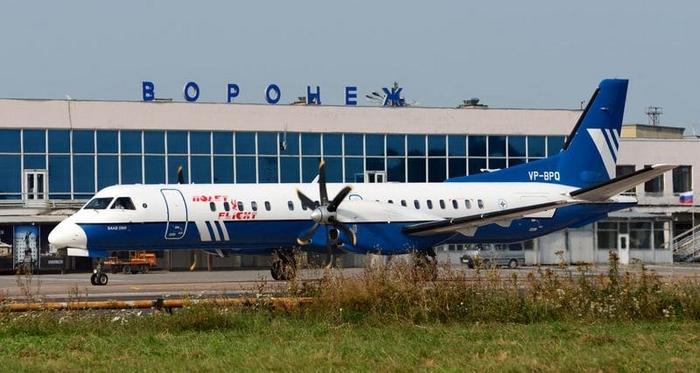 История авиакомпании «Полет»