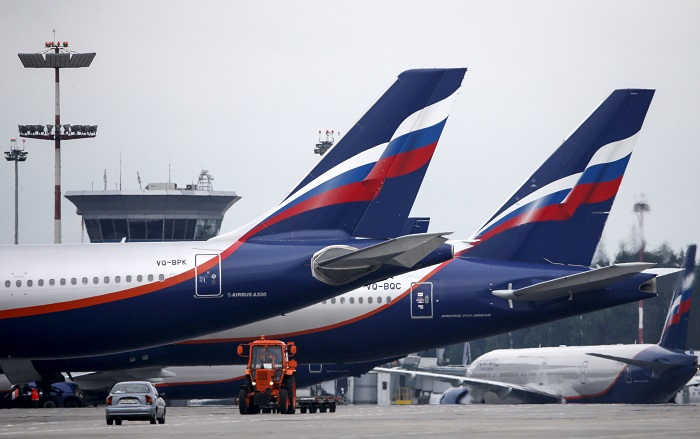 Состав авиапарка «Аэрофлота»
