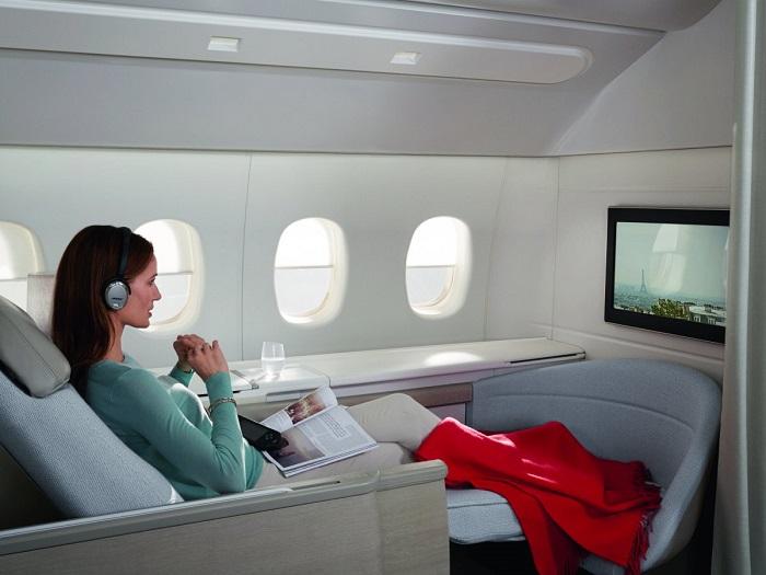 Дальние путешествия с Аэрофлотом