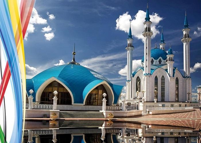 Гостеприимная Казань