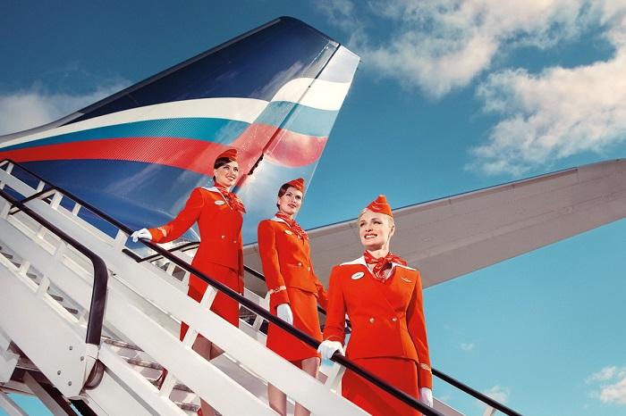 Самые лучшие авиакомпании России