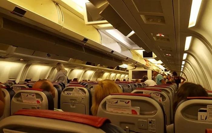 Перечень чартеров авиакомпании