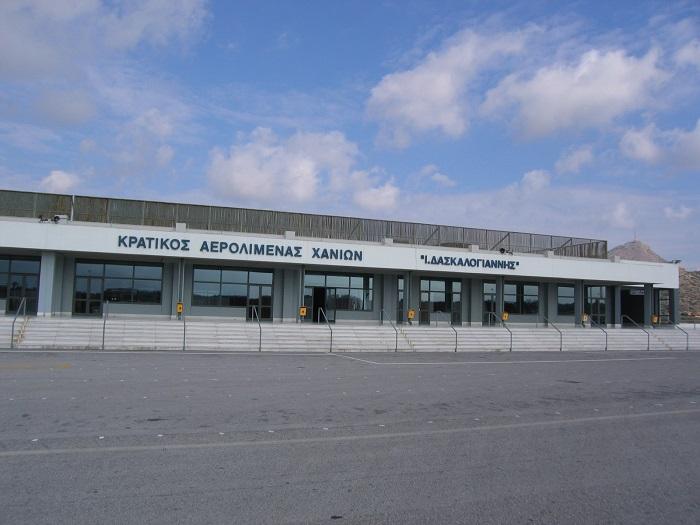 Воздушные ворота Ханья
