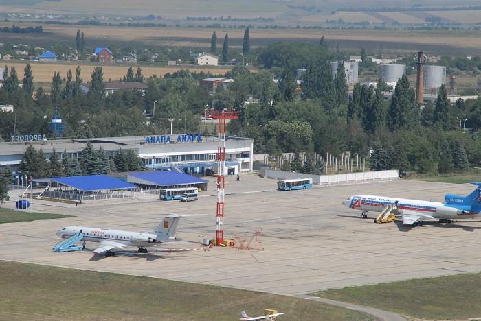 Аэровокзал в Анапе