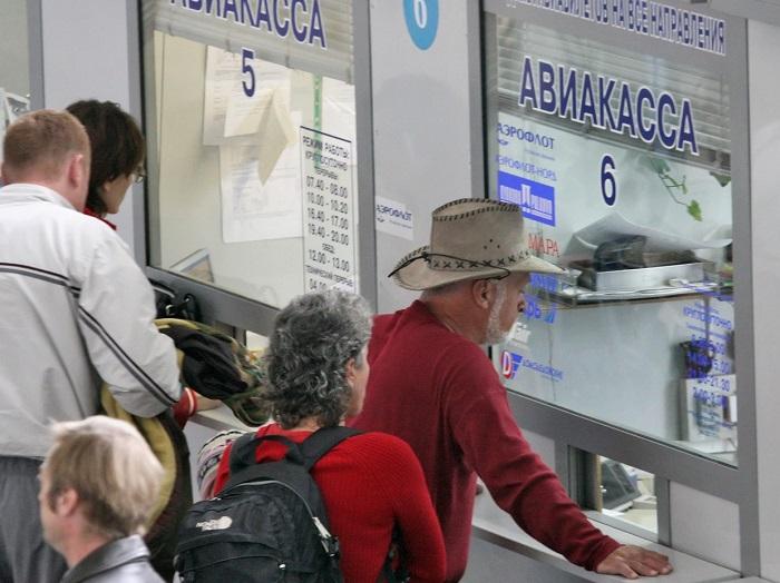 Льготные авиабилеты для пенсионеров на 2017 год