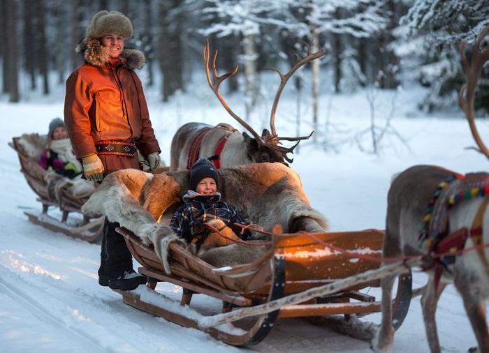 Экскурсии в Финляндии
