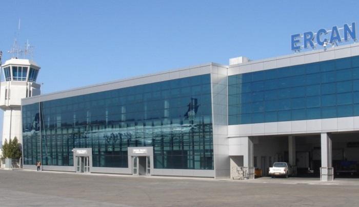 Аэропорт Эркан