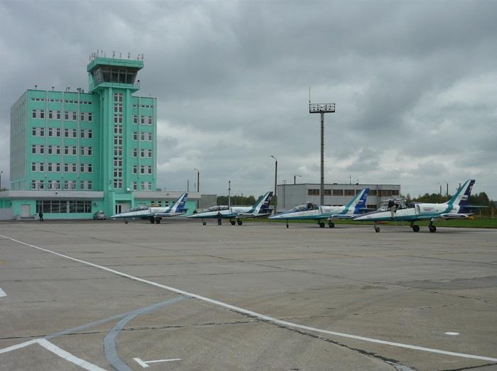 Международный аэропорт Брянск