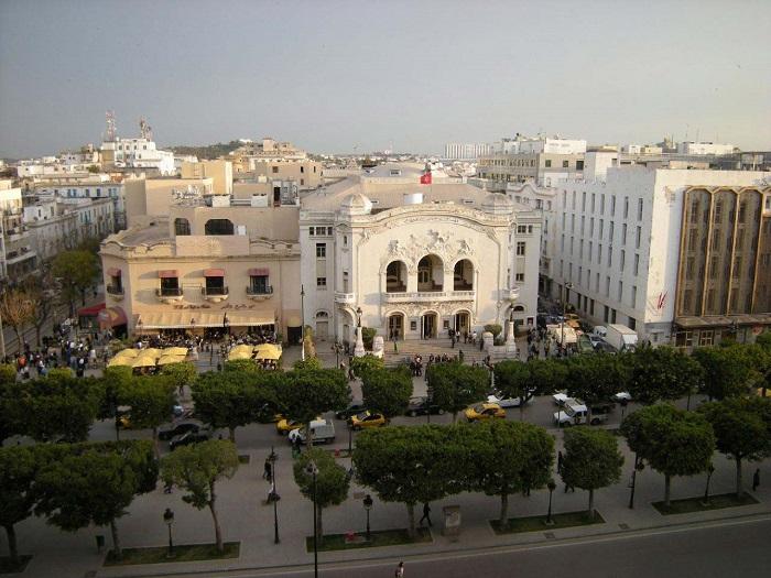Общие сведения о Тунисе