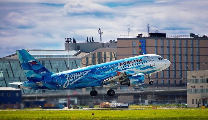 Особенности деятельности авиакомпании «Россия»
