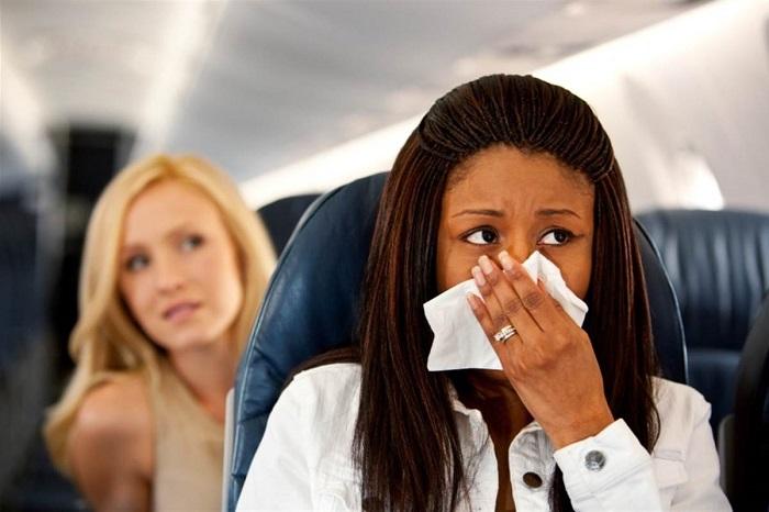 Антигистаминные средства для профилактики воздушной болезни