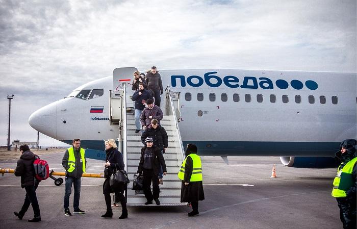 Самолеты каких авиакомпаний выполняют рейсы между городами