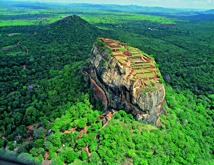 Остров Шри-Ланка: достопримечательности