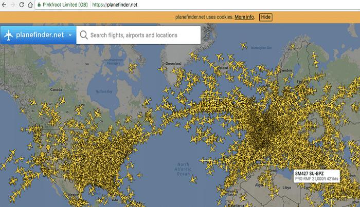 На каком самолете лететь?