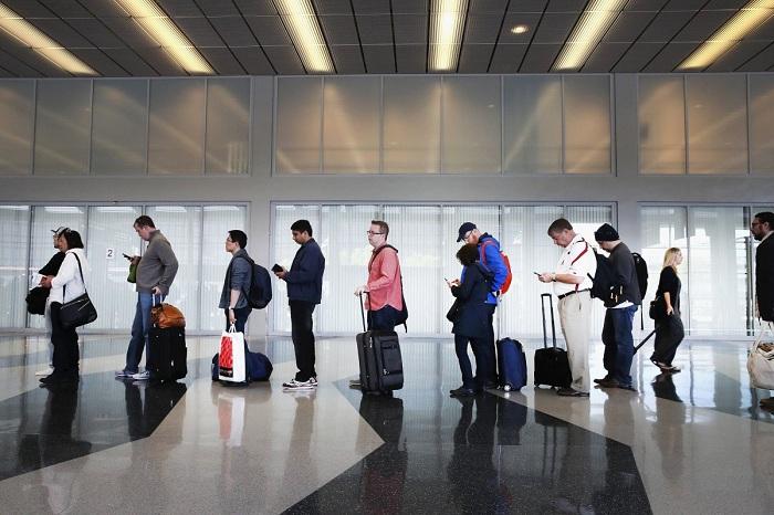 Отсутствие пассажира во время посадки на рейс