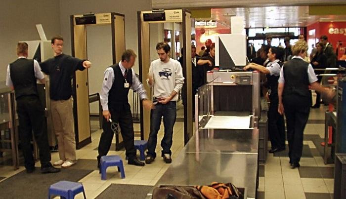 Процесс оформления документов в аэропорту