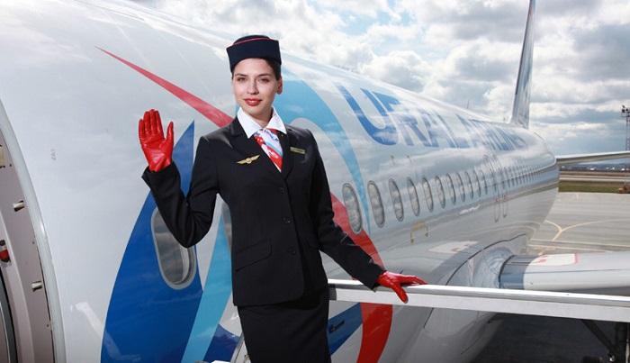 Проверка электронного авиабилета «Уральских авиалиний»