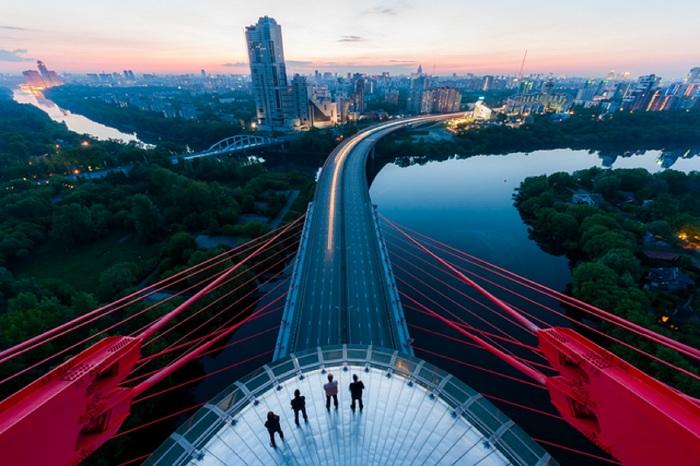 Интересные места в Москве