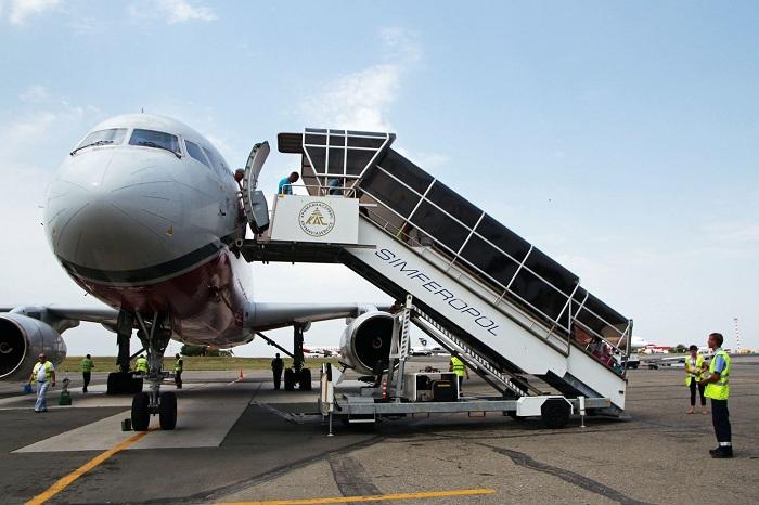 Стоимость льготных полетов на Крымский полуостров