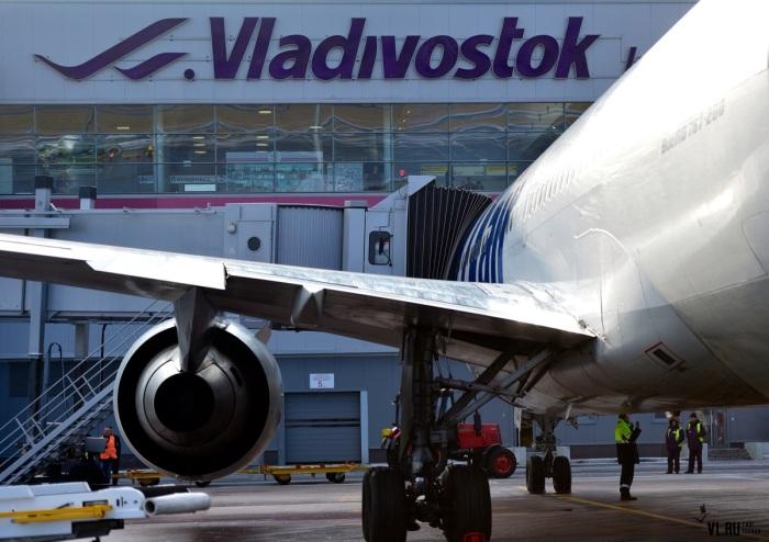 Перелет из столицы во Владивосток и обратно