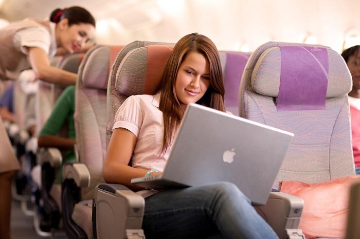 Регистрация перед авиаперелетом в режиме онлайн