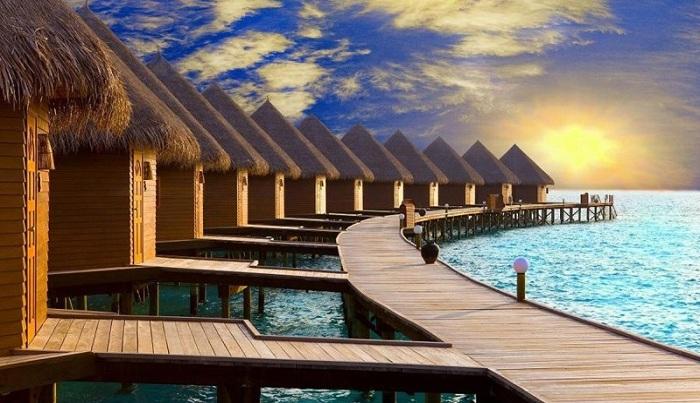 Самые интересные места Мальдивских островов
