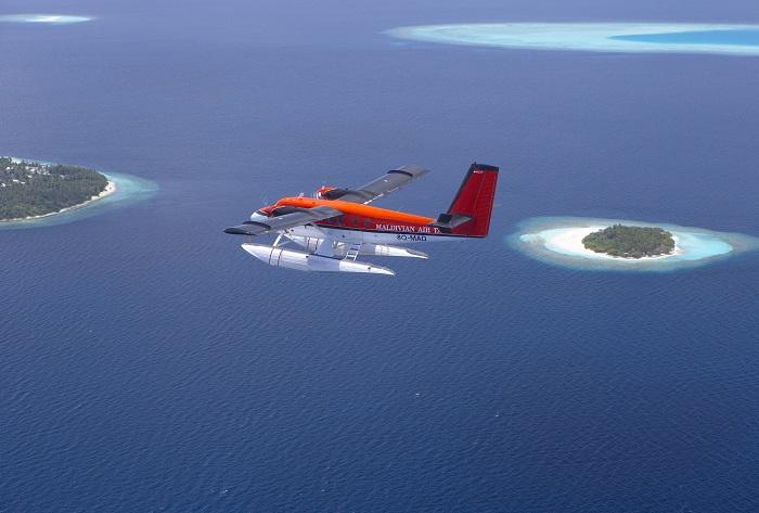 Воздушный причал островов