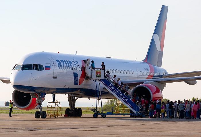 Как забронировать место на рейсах авиаперевозчика