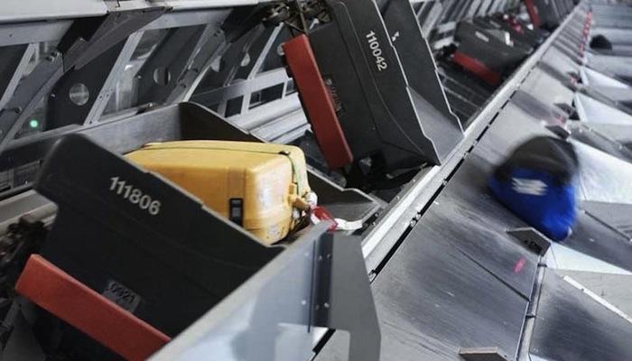 Получить багаж при полете за границу