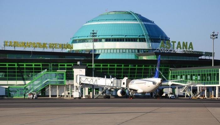 Полет Москва-Астана с пересадками