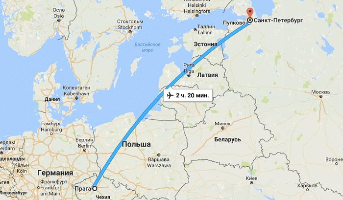 Перелет в Прагу – что увидеть?