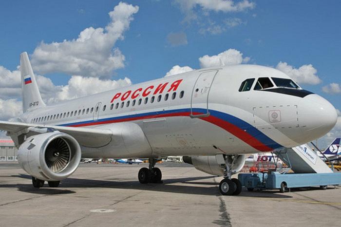 Стоимость билета на самолет до российской столицы