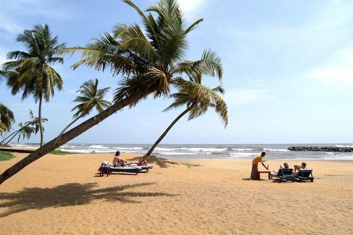 Знаменательные места Шри-Ланки