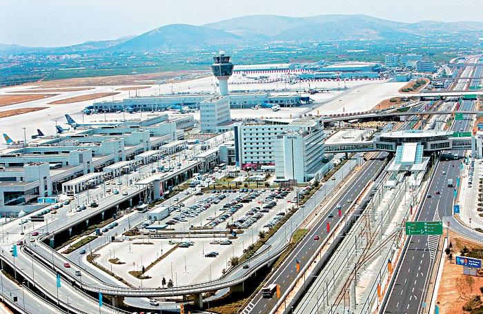 Аэропорт Элефтериос Венизелос