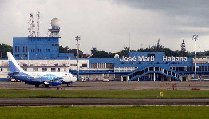 Международный аэропорт Гаваны