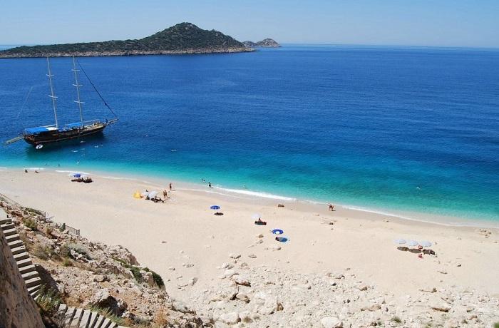 Райский отдых на пляжах Анталии