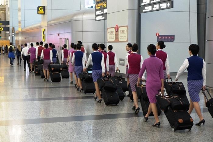 Транзит в Китае