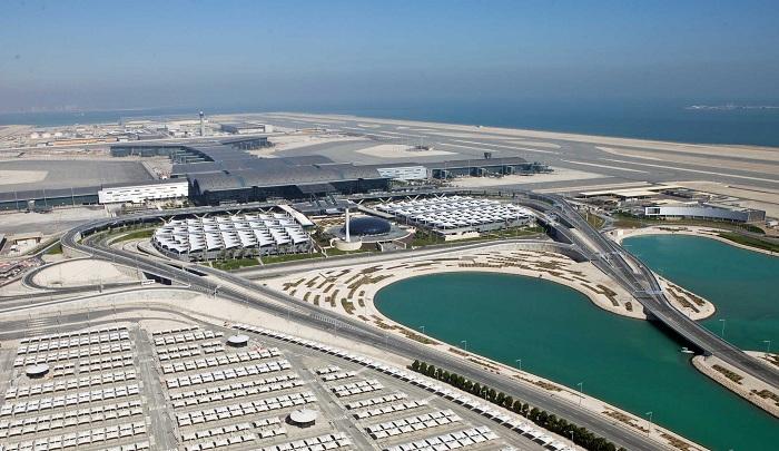 Транзит в Дохе