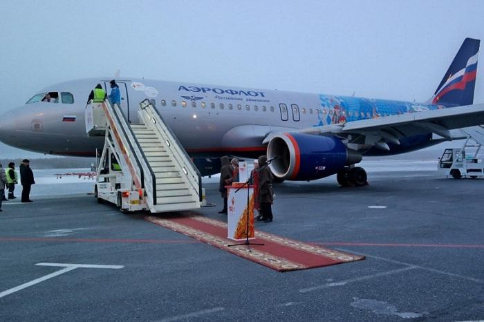 История развития аэропорта Ханты-Мансийска