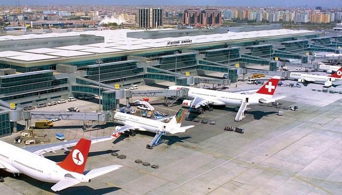 Как попасть из аэропорта Ататюрк в центр Стамбула