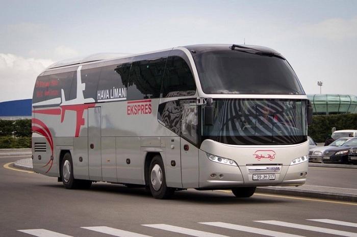 Наиболее распространенный вариант поездки – автобус